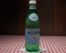 Agua con gas - San Pellegrino