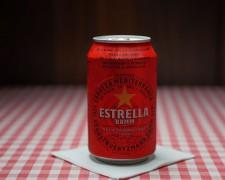 Estrella Damm  0,33