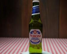 Peroni Nastro Azzurro botella