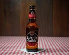 Estrella Galicia botella