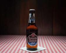 Estrella Galicia 0,0 botella